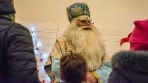 святой Николай в Украине