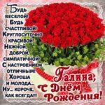 Галина гиф картинки день рождения