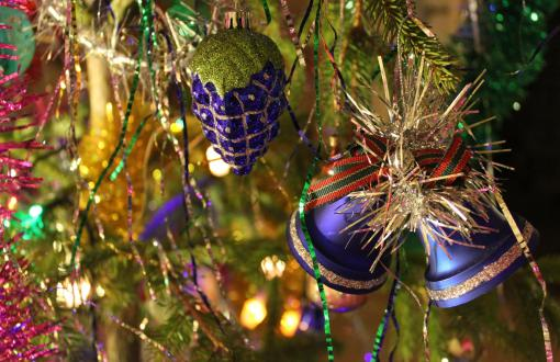 Традиции украшения елки