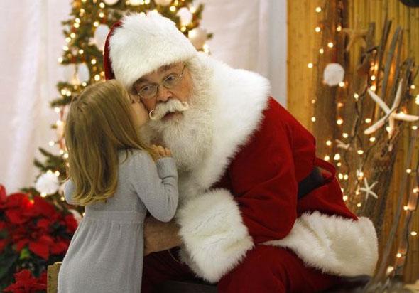Кто такой Санта Клаус